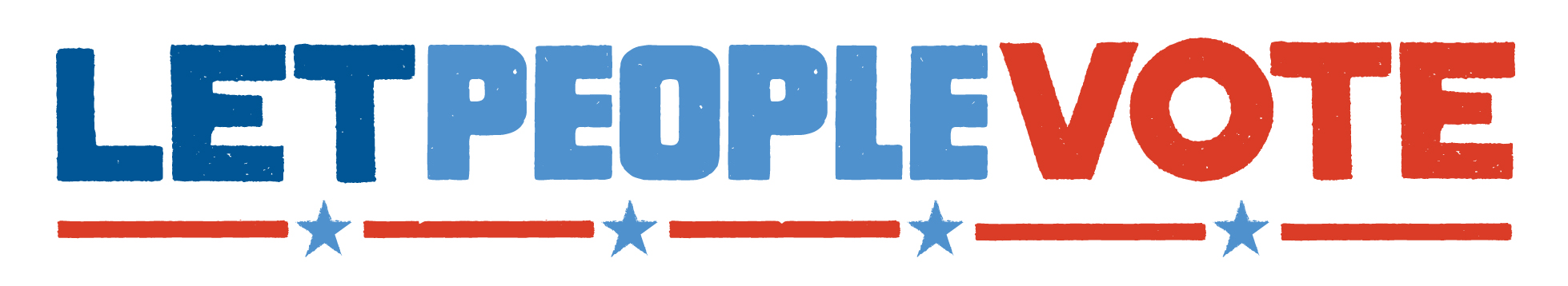 Let People Vote banner