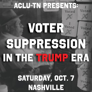Voter Suppression in the Trump Era