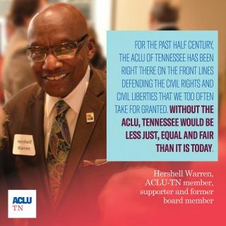 Hershell Warren Faces of Freedom