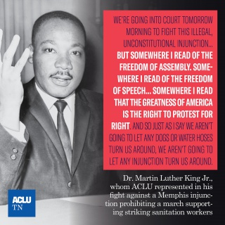 MLK Faces of Freedom