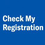 Check my registration