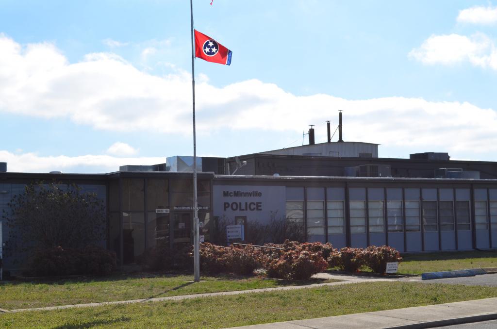 IOB - Warren - Police